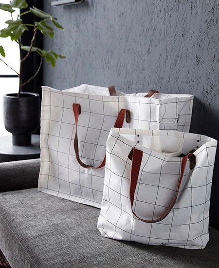 SHOPPER BAG VON HOUSE DOCTOR