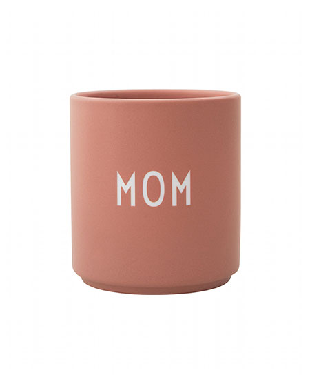FAVOURTITE CUP MOM LOVE VON DESIGN LETTERS