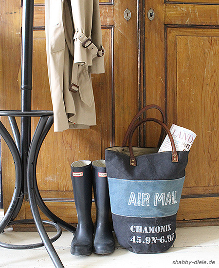 TASCHE SHOPPER  AIRMAIL